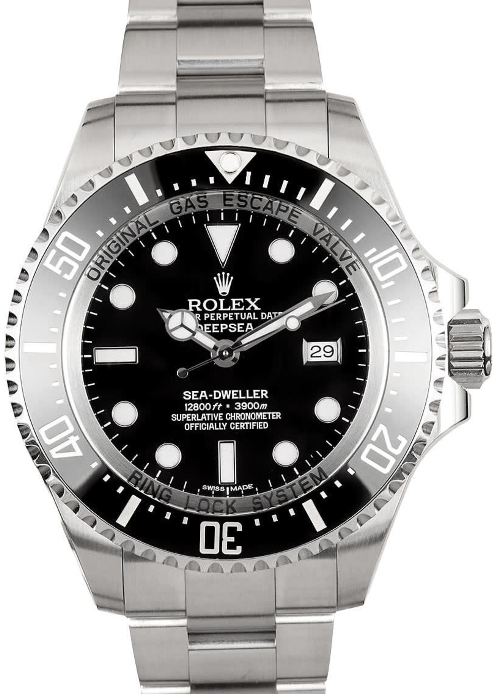 Rolex Watches ROLEX DEEP SEA SEA DWELLER (2012 B+P)