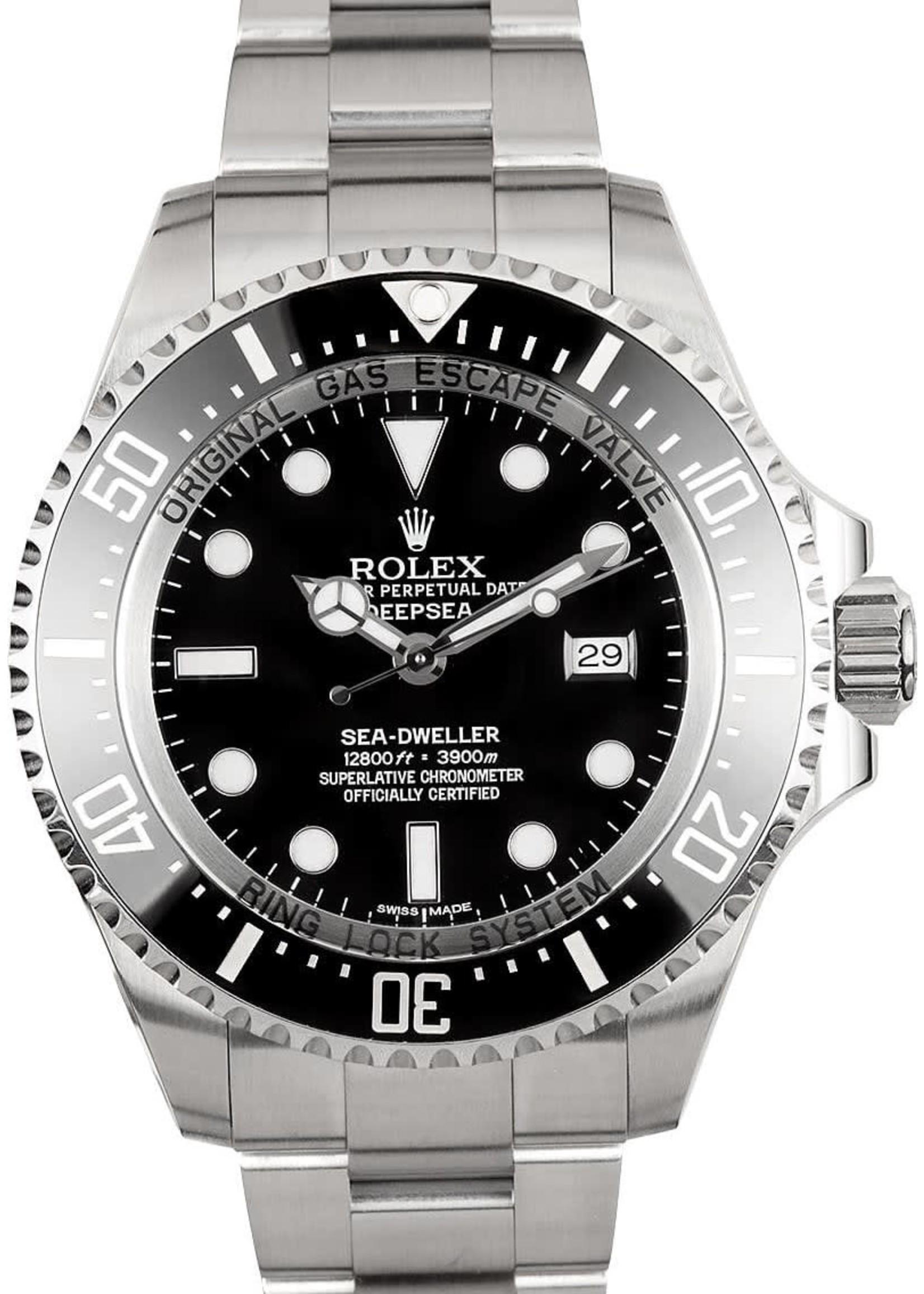 Rolex ROLEX DEEP SEA SEA DWELLER (2012 B+P)