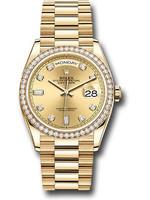 Rolex ROLEX DAY DATE 36MM #18038 (1994)
