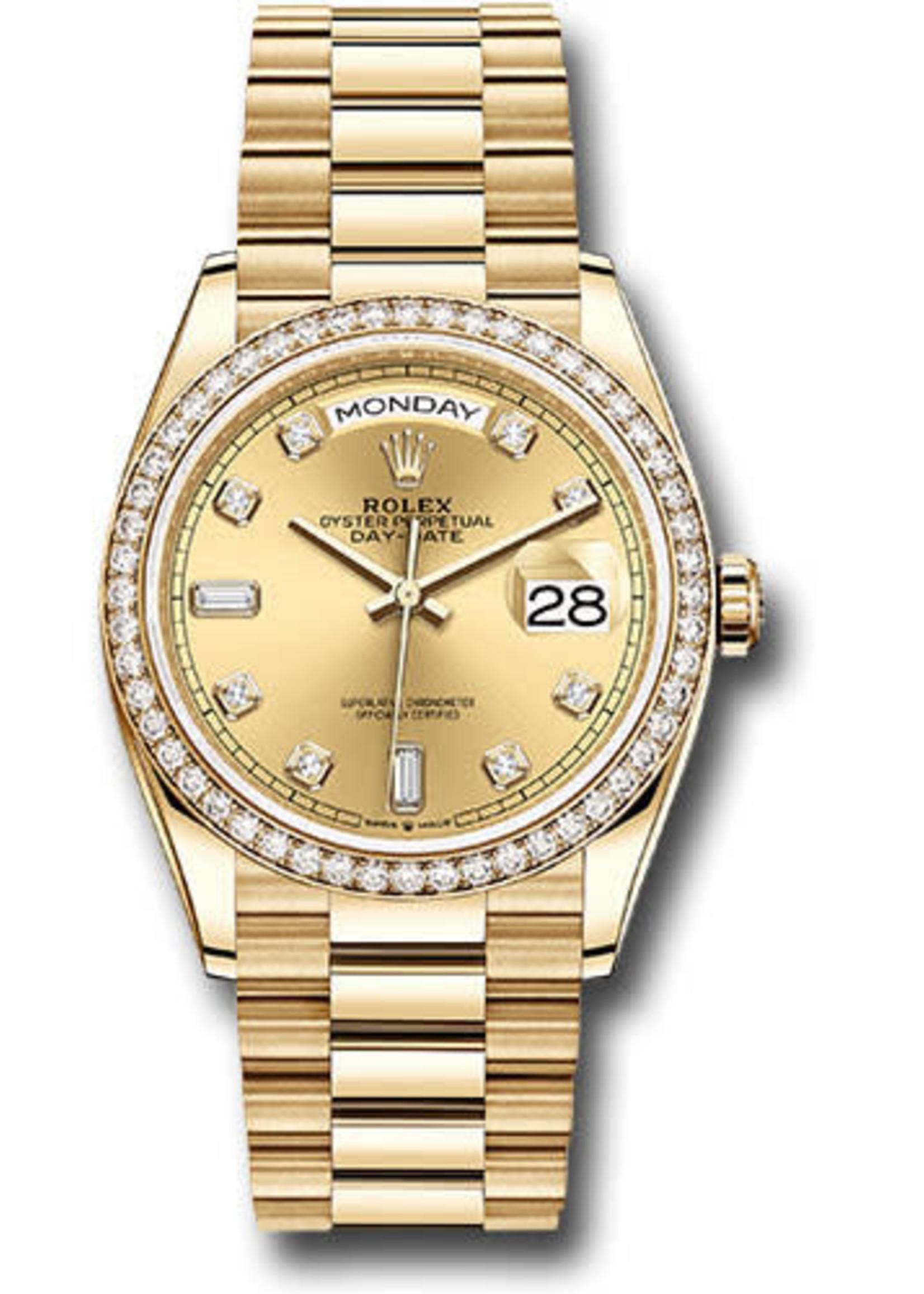 Rolex Watches ROLEX DAY DATE 36MM (1994) #18038