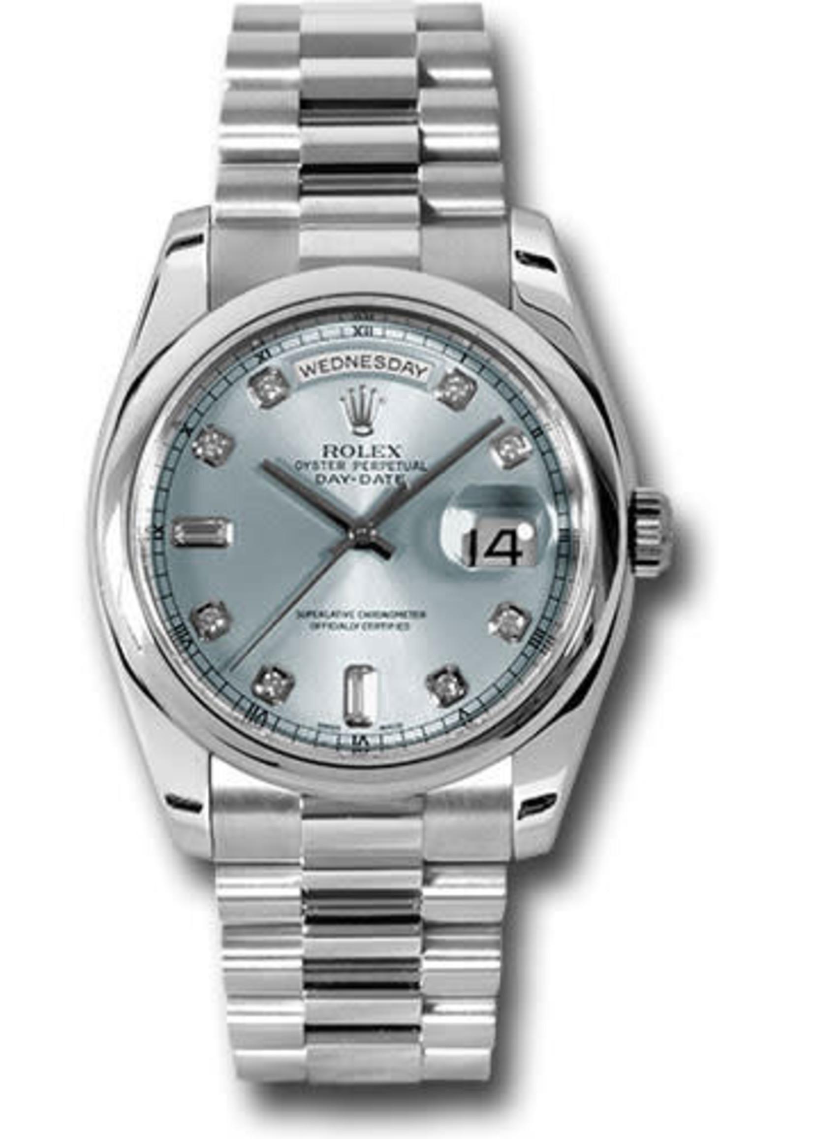 Rolex Watches ROLEX DAY DATE 36MM (2006) #118206