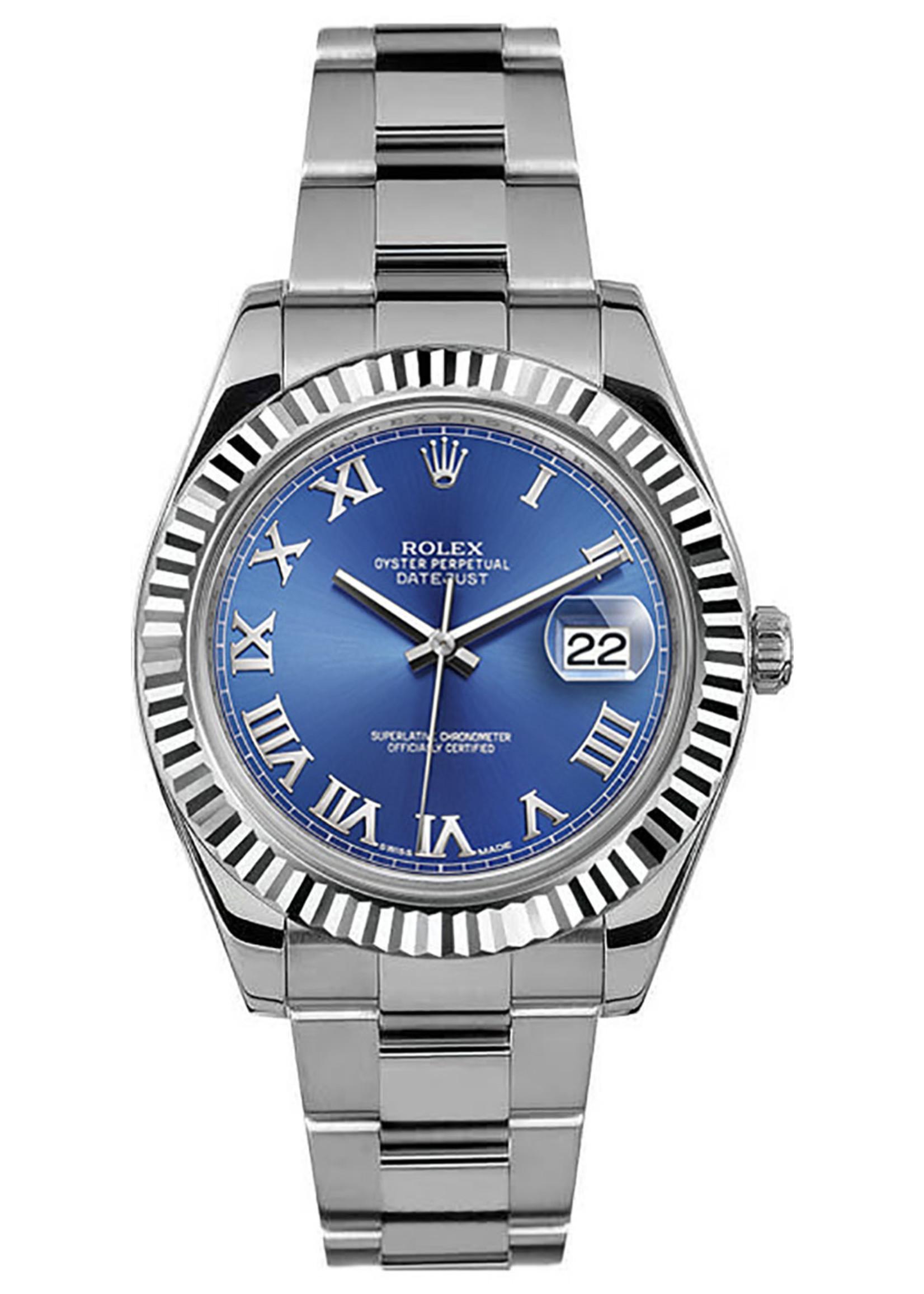 Rolex Watches ROLEX DATEJUST II 41MM (2011 B+P) #116334