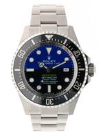 Rolex Watches ROLEX DEEPSEA SEA-DWELLER 44MM  (2020 B+P) #126660