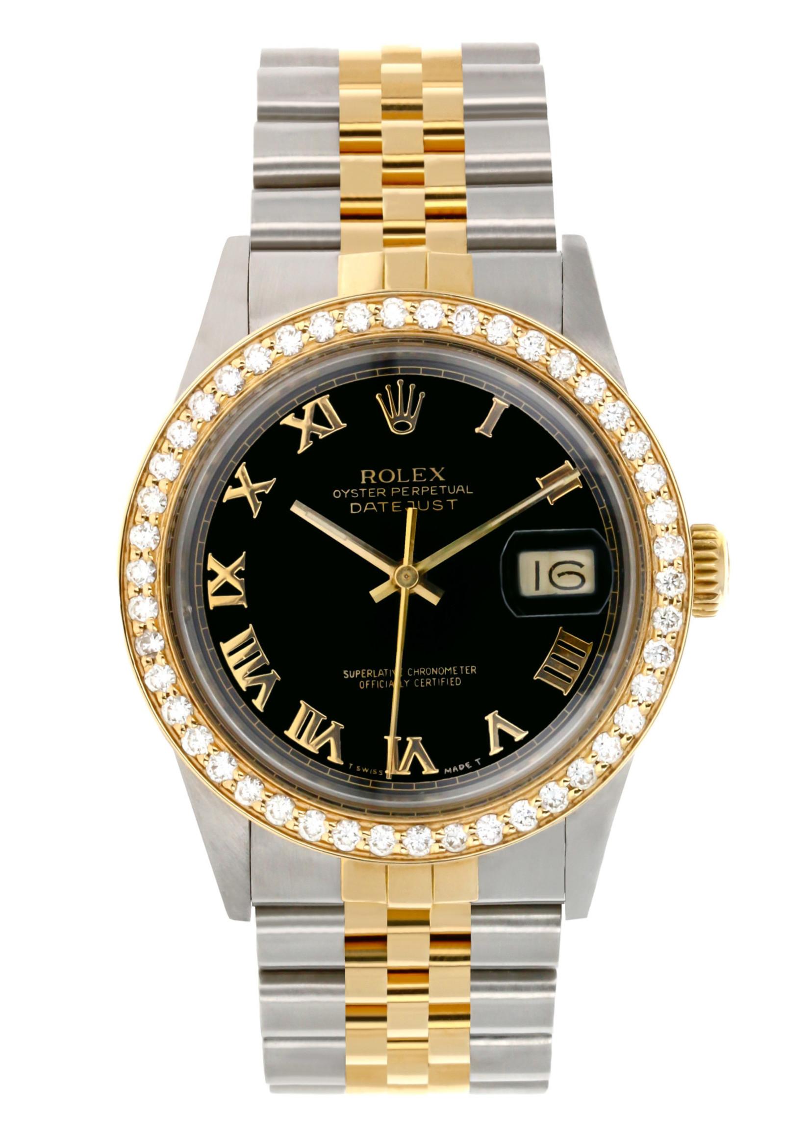 Rolex ROLEX DATEJUST 36MM JUBILEE (1986) #116243