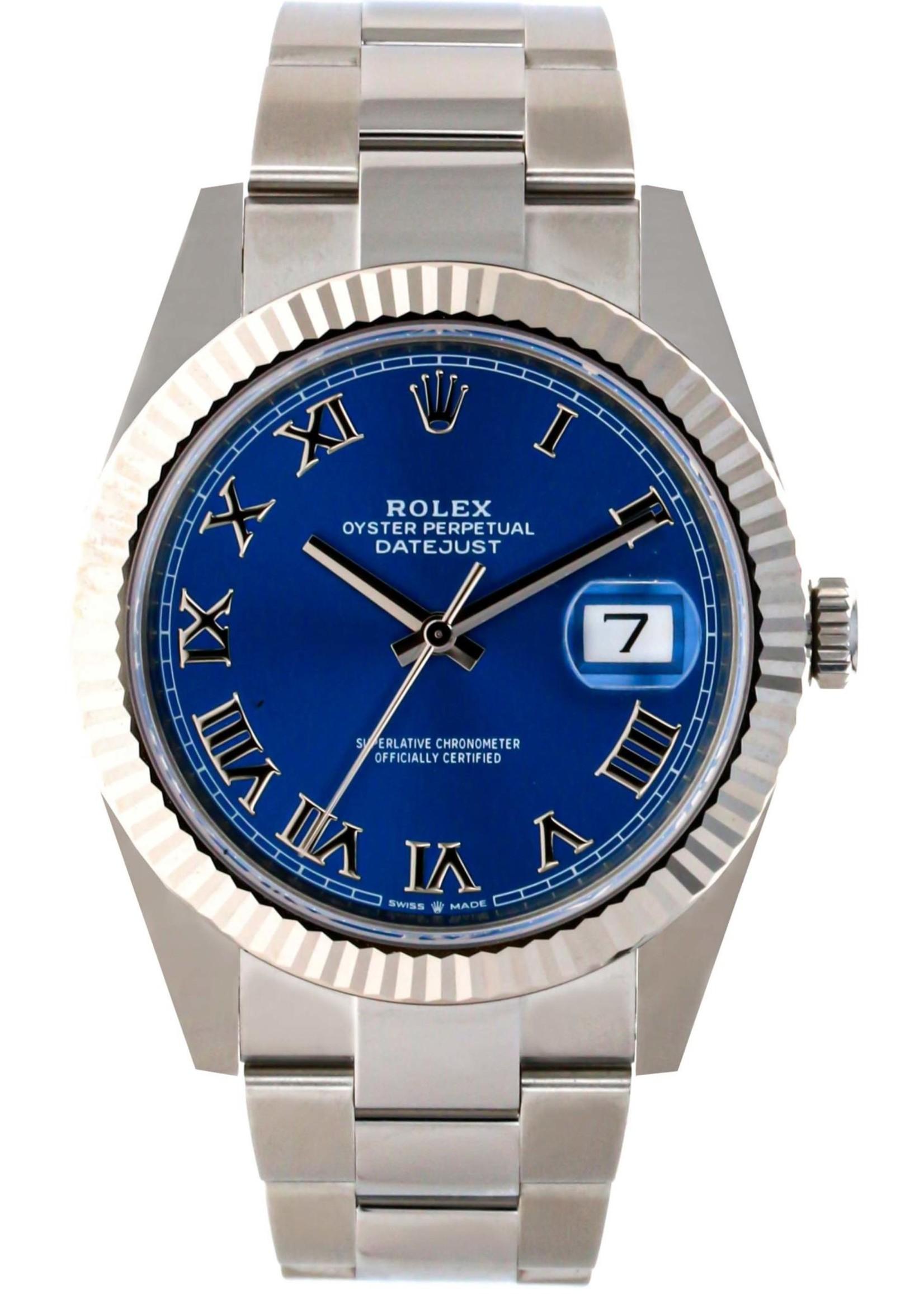 Rolex Watches ROLEX DATEJUST 41MM (2020) #126334