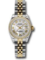 Rolex ROLEX DATEJUST 26MM #179383 (2010 B+P) BRAND NEW NEVER WORN