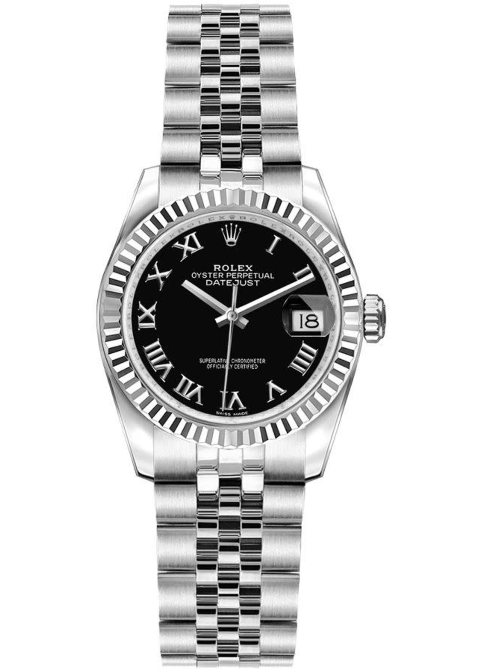 Rolex Watches ROLEX DATEJUST 26MM #179174 (2007 B+P)