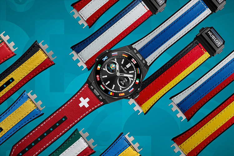 UEFA EURO 2021: Footballers and Their Luxury Watches
