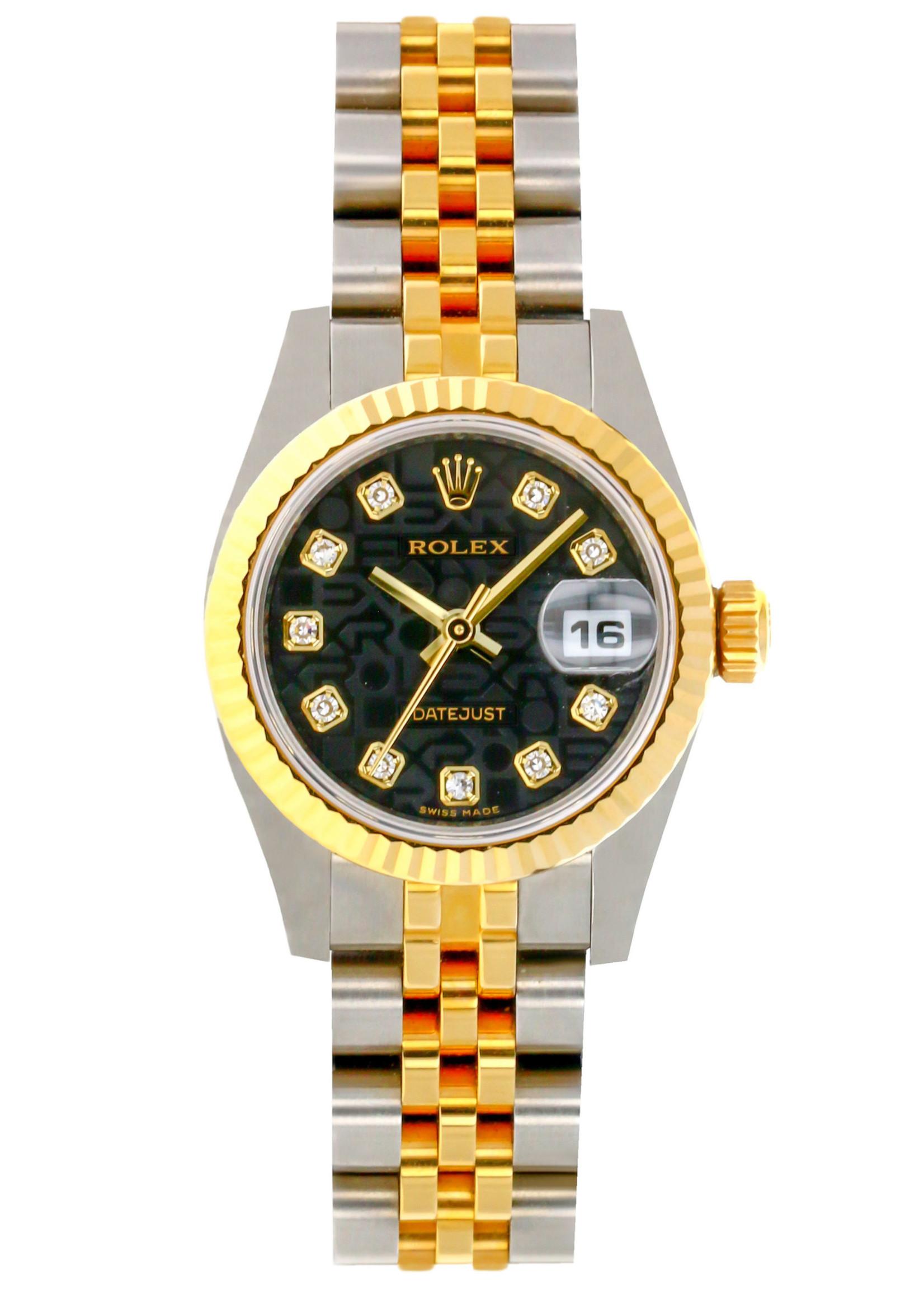 Rolex ROLEX DATEJUST 26MM #179173 (2007 B+P)