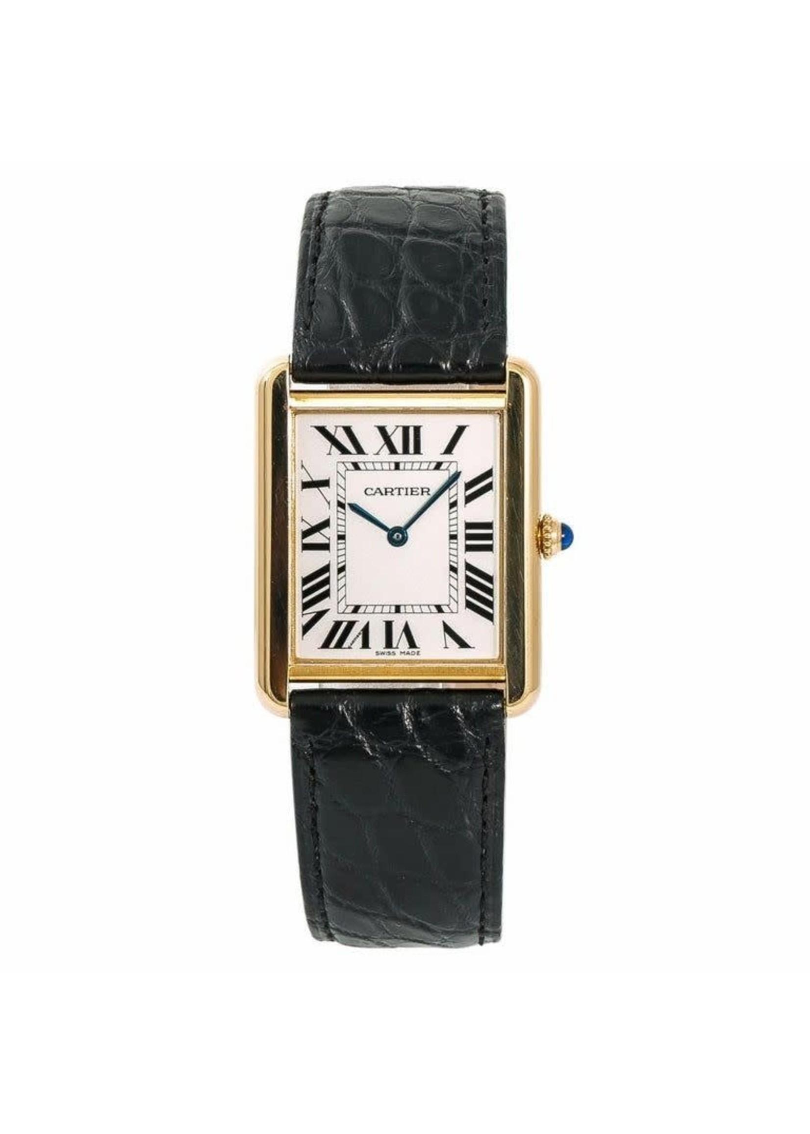 Cartier CARTIER TANK SOLO LARGE SIZE (B+SP 2013) #2742