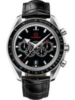 Omega Watches OMEGA SPEEDMASTER OLYMPIC GAMES (2018 B+P) #32133445201001