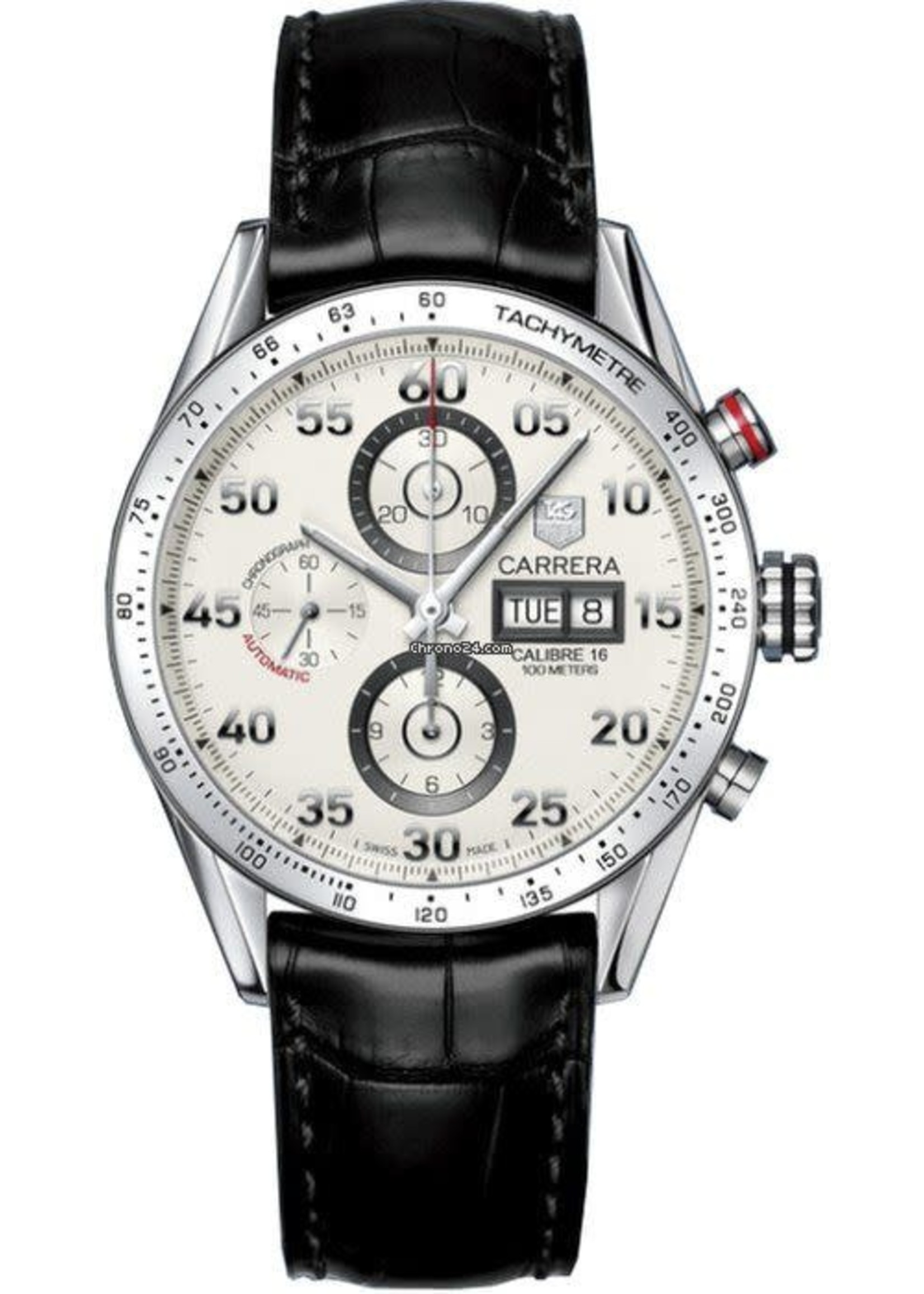 Tag Heuer Watches TAG CARRERA DAY DATE CALIBRE 16 42MM