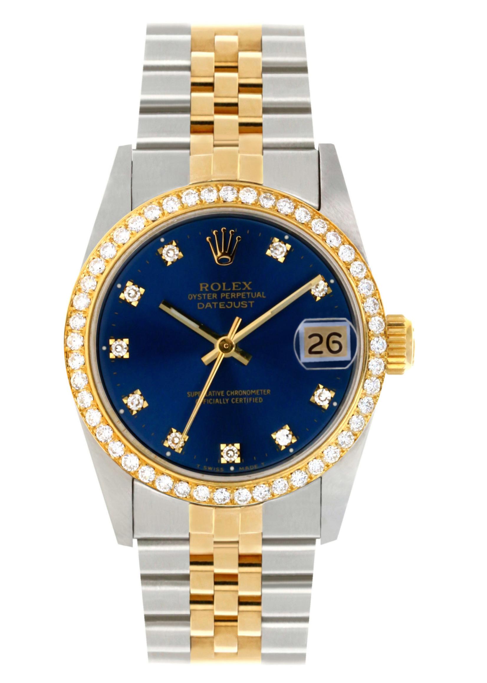 Rolex Watches ROLEX DATEJUST 31MM JUBILEE (1986)