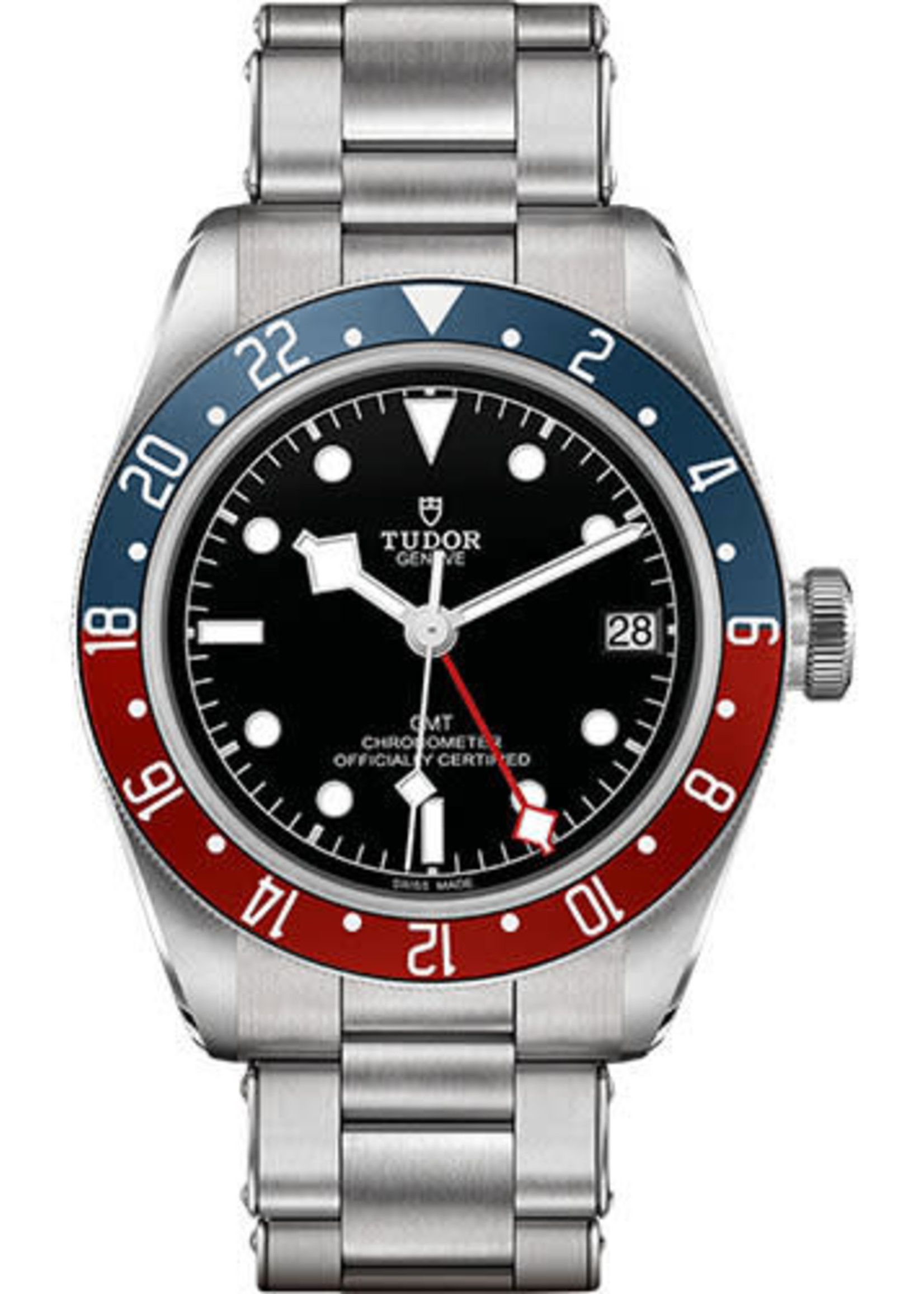 Tudor TUDOR BLACK BAY GMT 41MM (2019 B+P) #79830RB