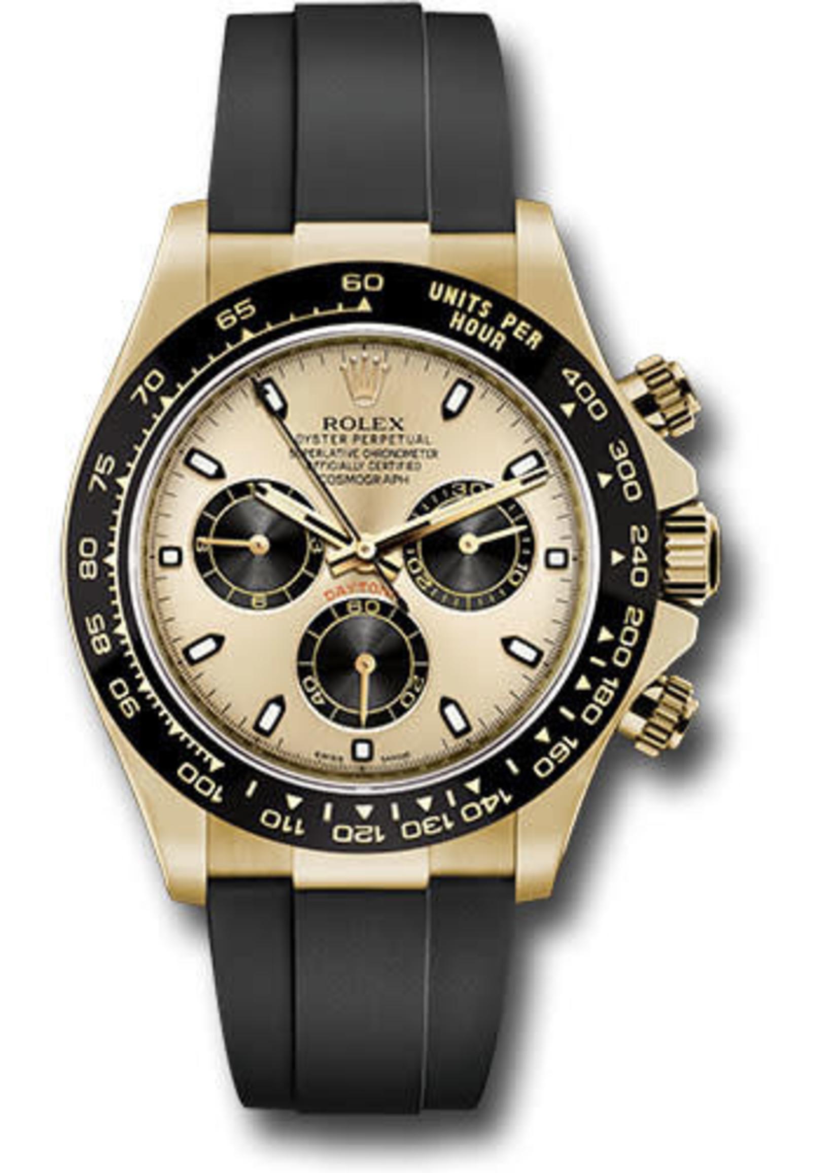 Rolex ROLEX DAYTONA 40MM (2020 B+P) #116518LN