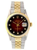 Rolex ROLEX DATEJUST 36MM (1994) #16233