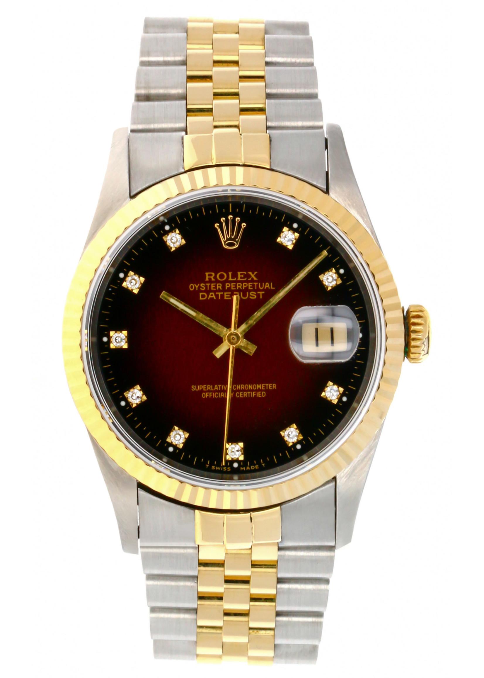 Rolex Watches ROLEX DATEJUST 36MM (1994) #16233