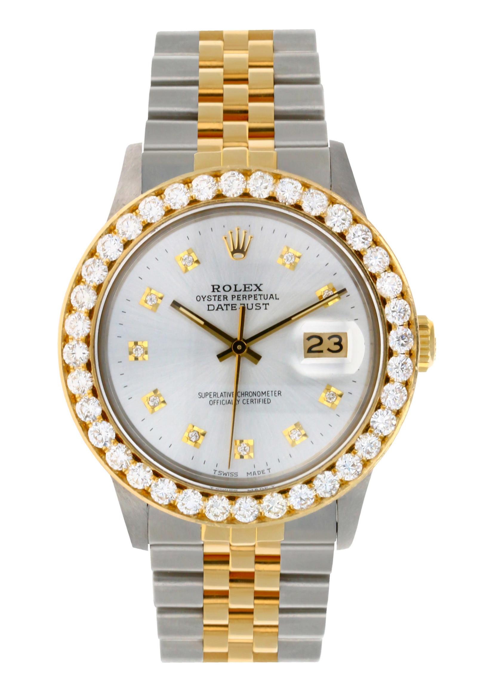 Rolex ROLEX DATEJUST 36MM #16013 (1985)