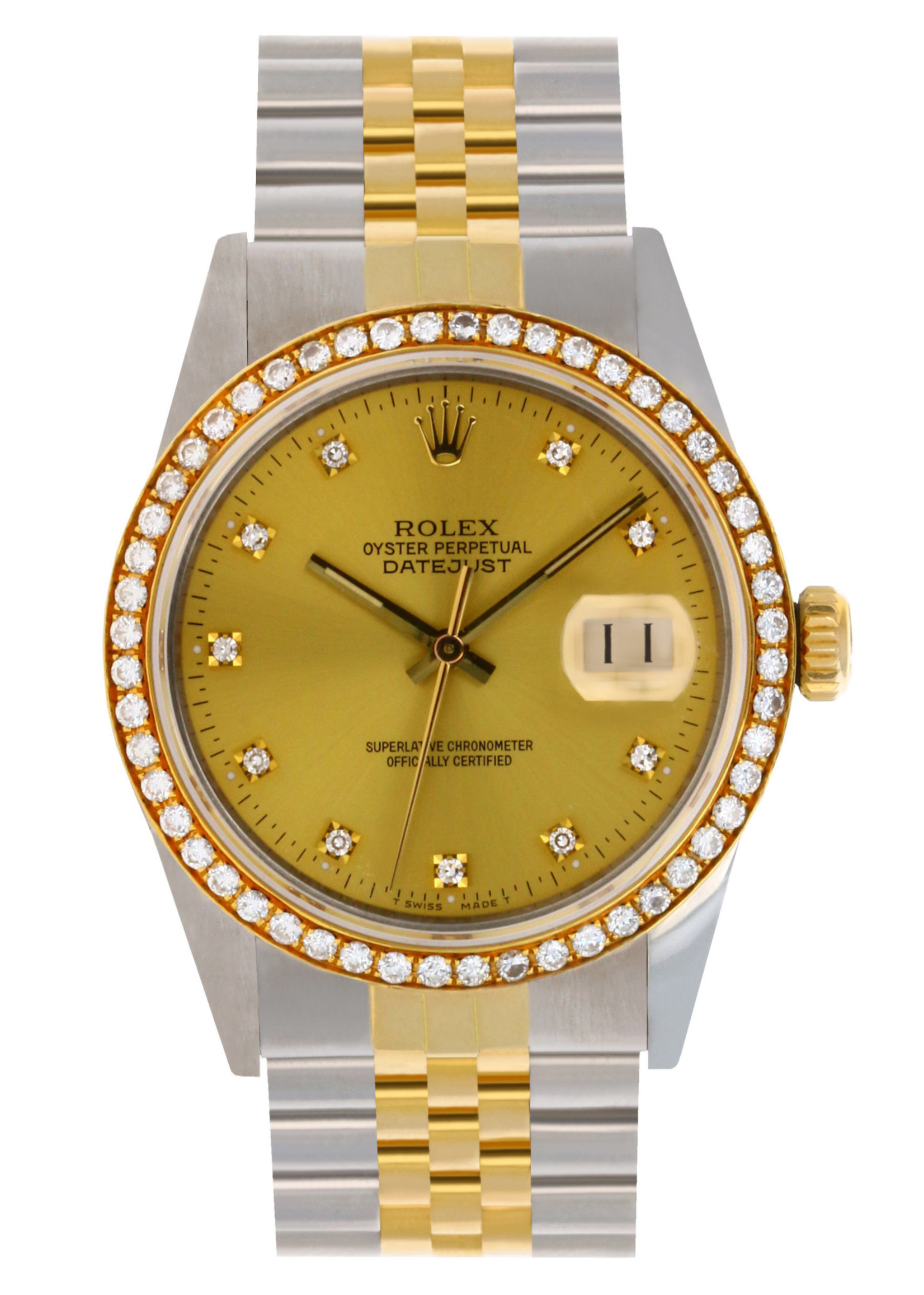 Rolex ROLEX DATEJUST 36MM (1986) #16013