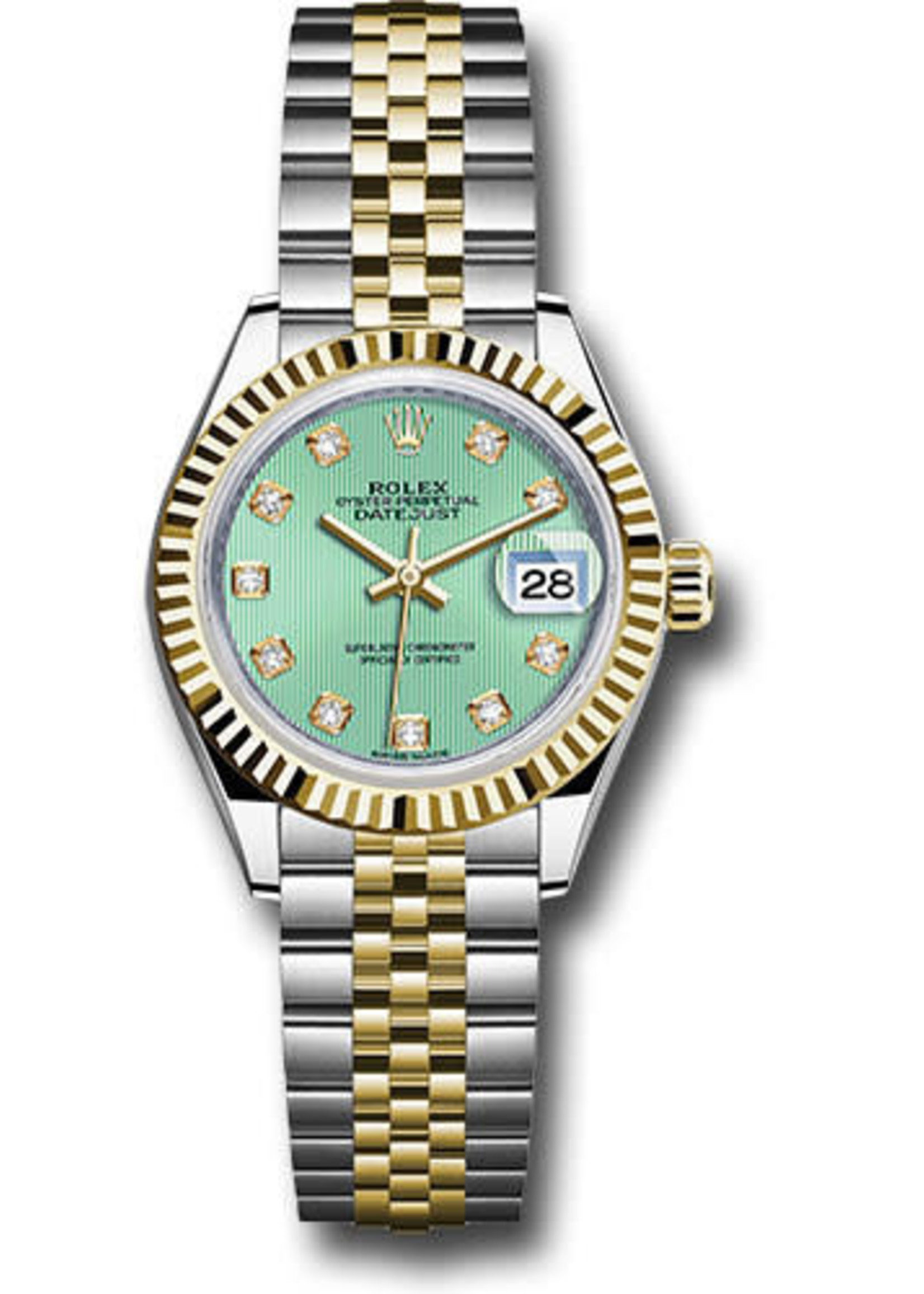 Rolex ROLEX DATEJUST 28MM #279173 (2017 B+P)