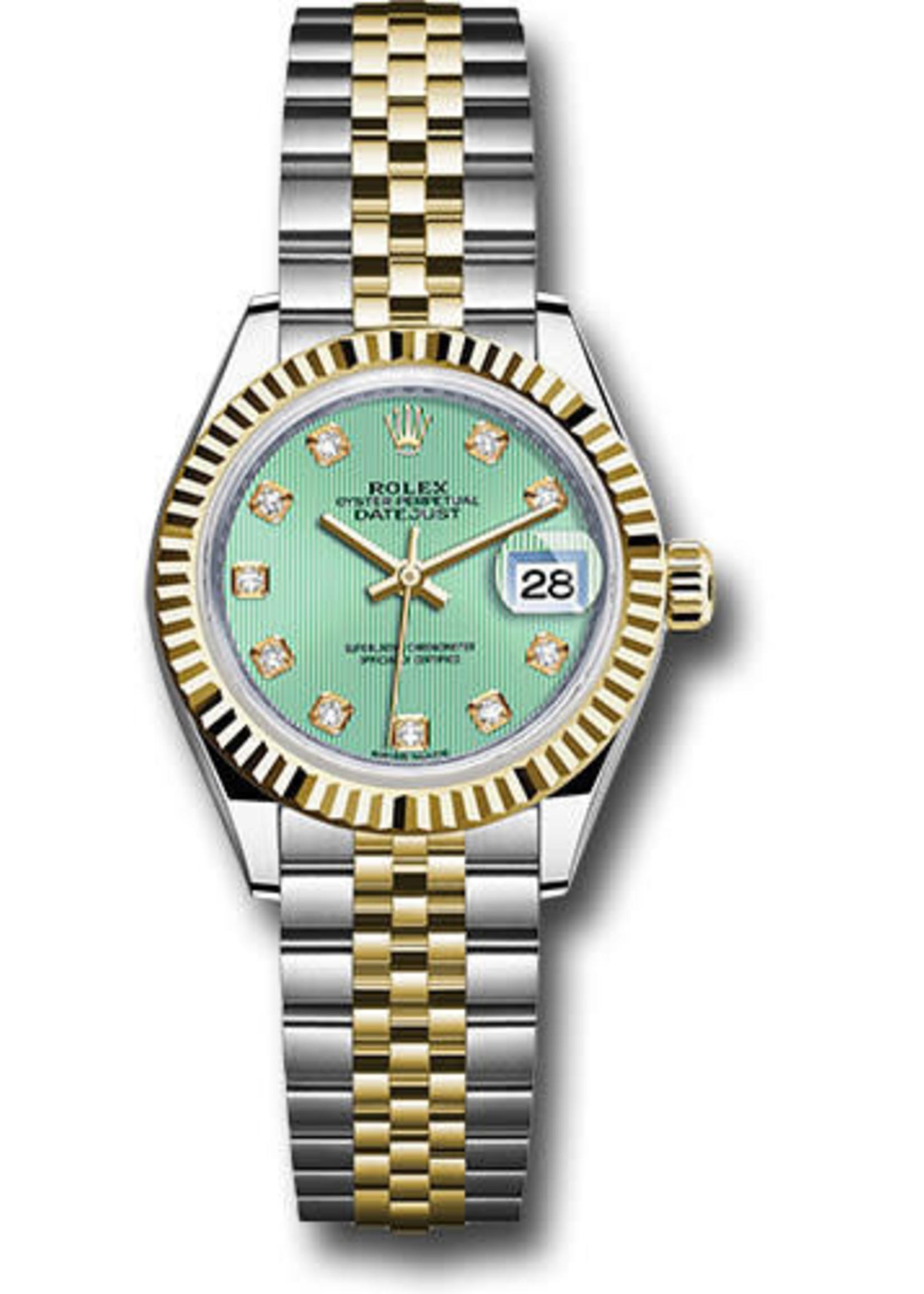 Rolex Watches ROLEX DATEJUST 28MM #279173 (2017 B+P)