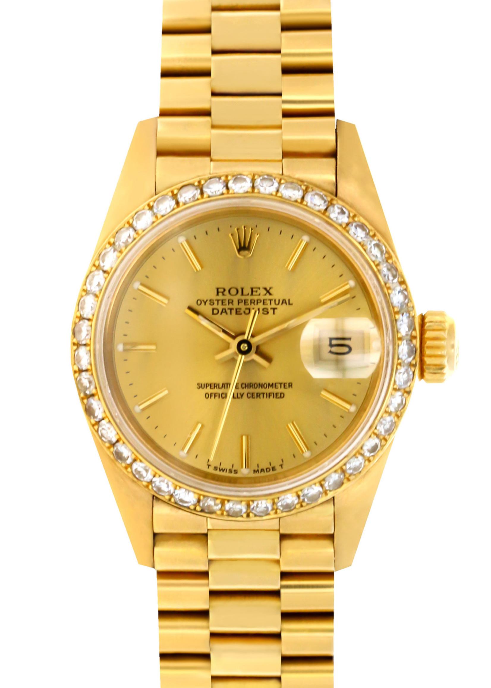 Rolex ROLEX DATEJUST 26MM #69178 (1988)