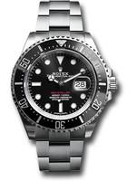 Rolex ROLEX SEA-DWELLER 43MM #126600 (2020 B+P)