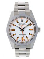Rolex ROLEX MILGAUSS 40MM #116400 (2008 B+P)