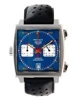 Rolex Watches TAG HEUER MONACO 39MM #CAW2111