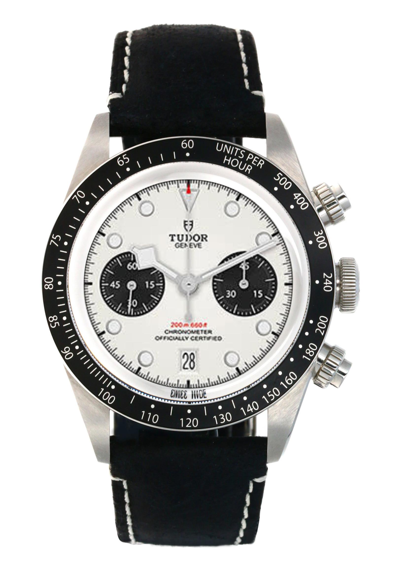 Tudor Tudor Black Bay Chrono 41MM #79360N (2021 B+P)
