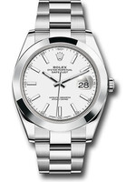 Rolex ROLEX DATEJUST 41MM (B+P) #126300