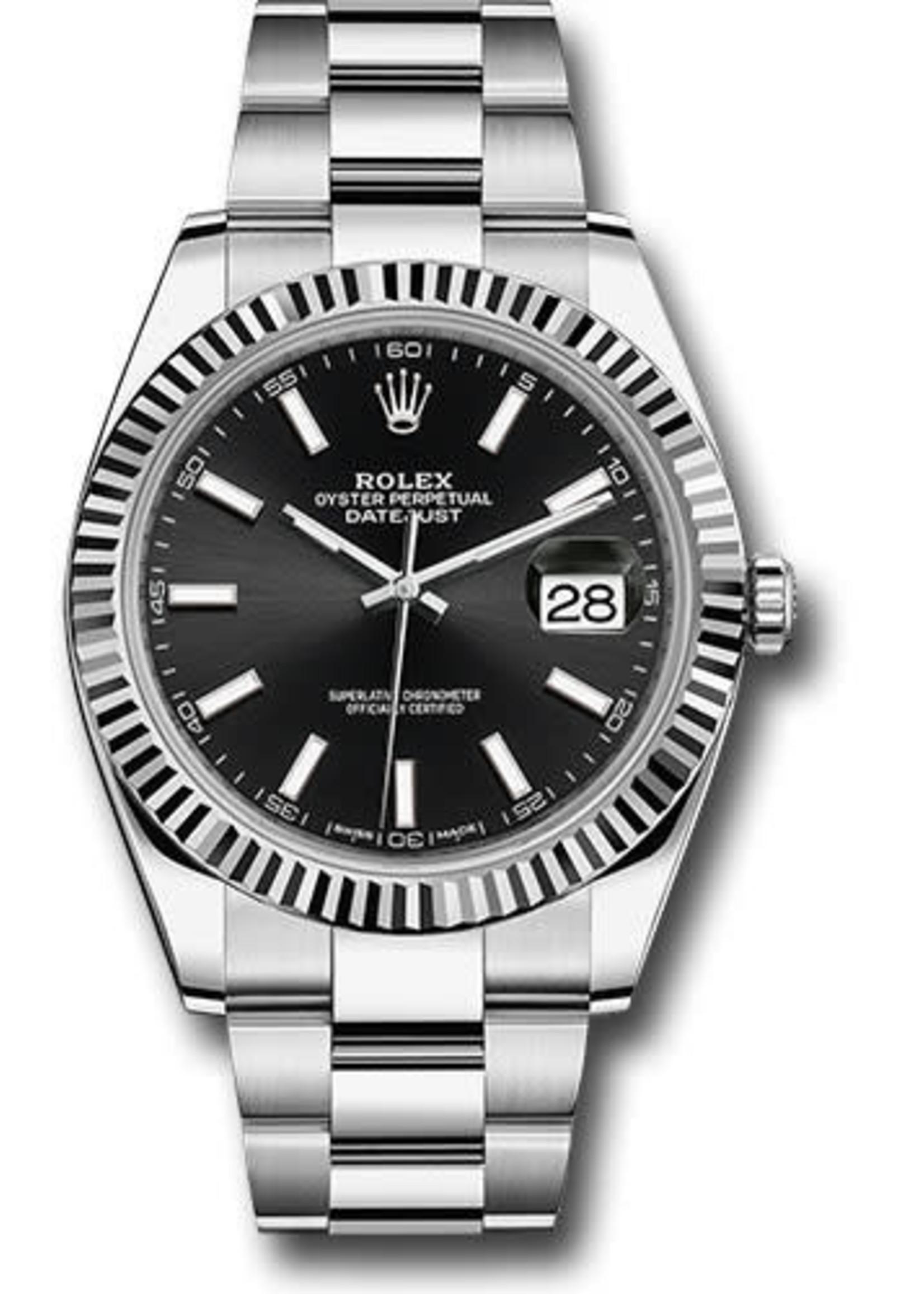 Rolex ROLEX DATEJUST II 41MM (2010 B+P) #116334