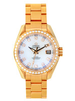 Omega Watches Omega Seamaster #023155302055001 (2020 B+P)