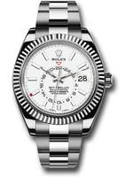 Rolex ROLEX SKY-DWELLER 42MM #326934 (2019 B+P)