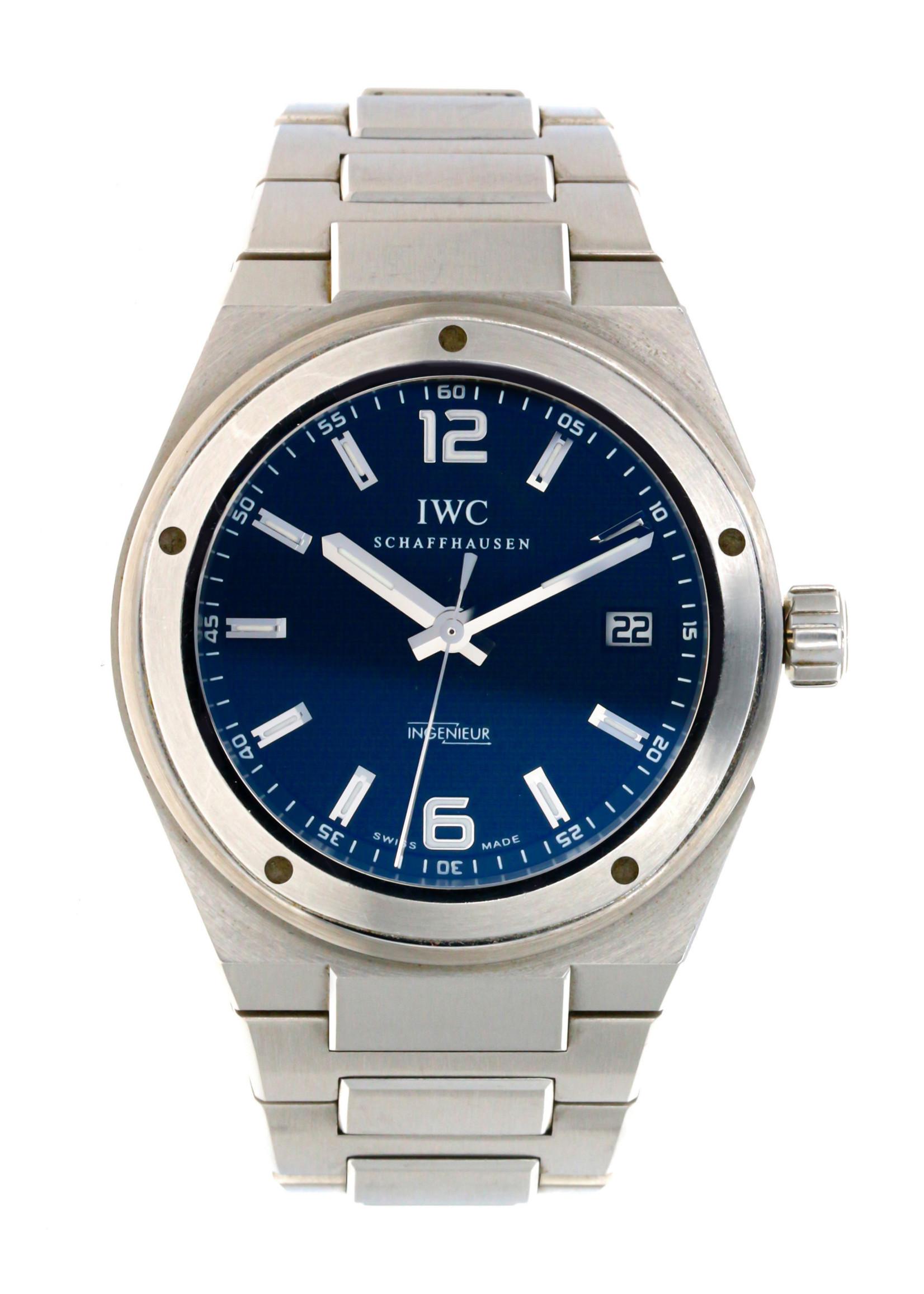 IWC IWC INGENIEUR #IW322701 42MM (2007 B+P)