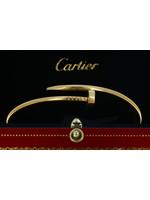 Cartier CARTIER JUSTE UN CLOU BRACELET 18K YELLOW GOLD SIZE 19