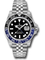 Rolex ROLEX GMT-MASTER II 40MM #126710BLNR (2021 B+P)