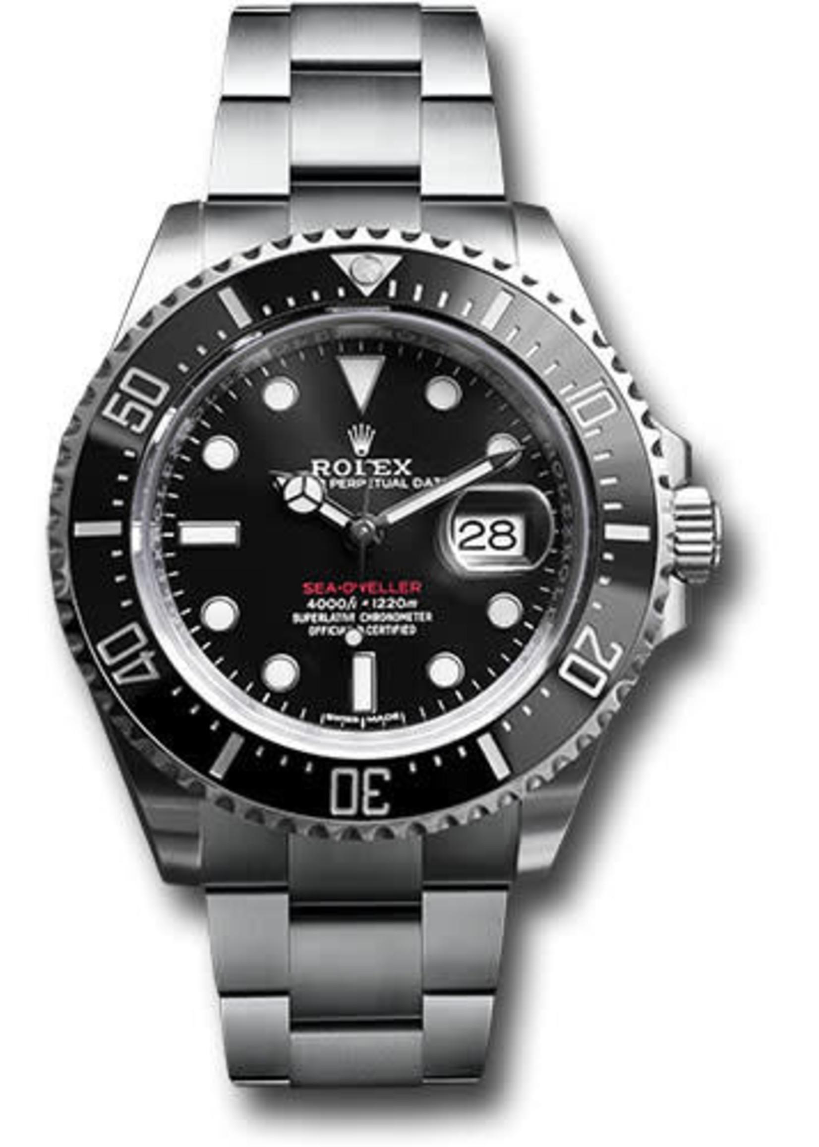 Rolex Watches ROLEX SEA-DWELLER 43MM (2018 B + P) #126600
