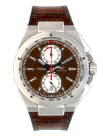 IWC IWC INGENIEUR CHRONOGRAPH SILVER ARROW 45MM #IW378511 (2015 B+P) ONE OUT OF ONE THOUSAND