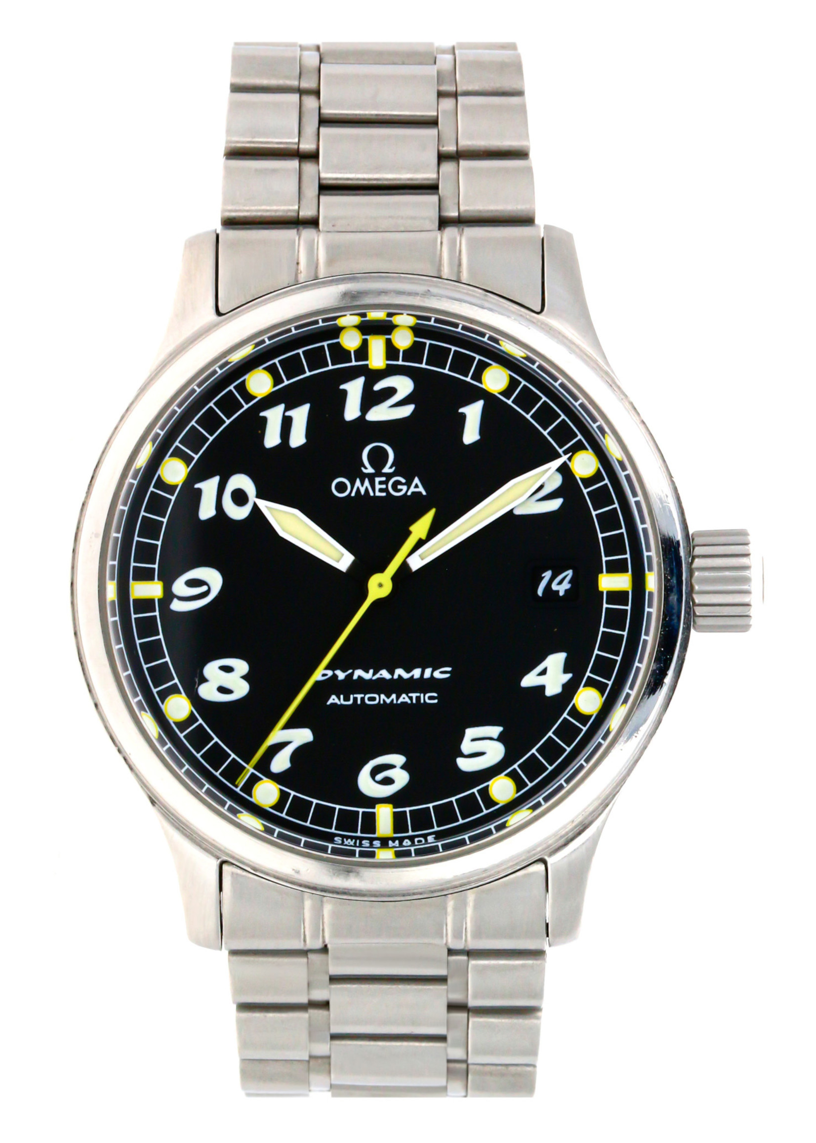 Omega Watches OMEGA DYNAMIC 36MM (2000 B + P) #52005000