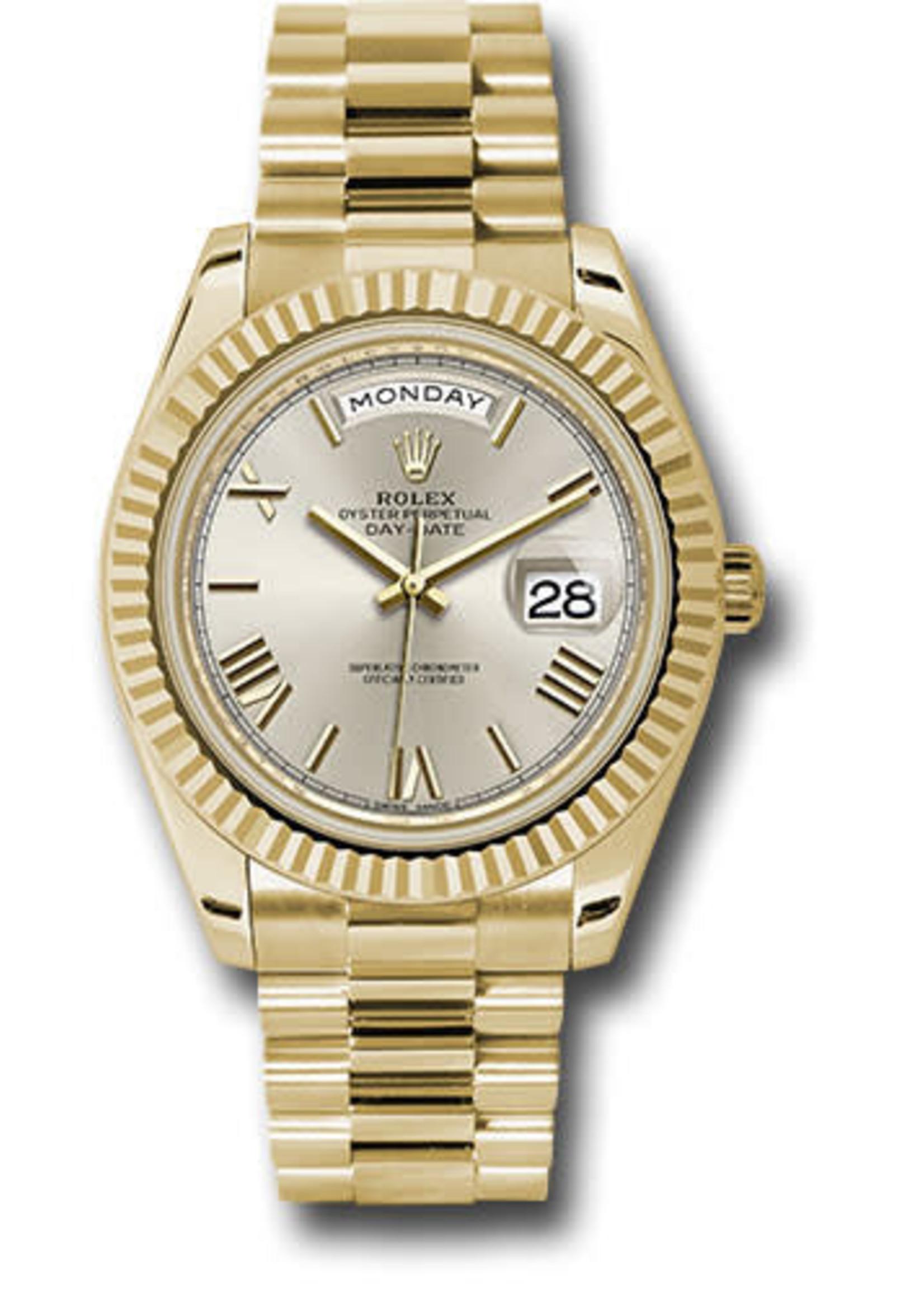 Rolex Watches ROLEX DAY DATE 40MM (2019 B+P) #228238