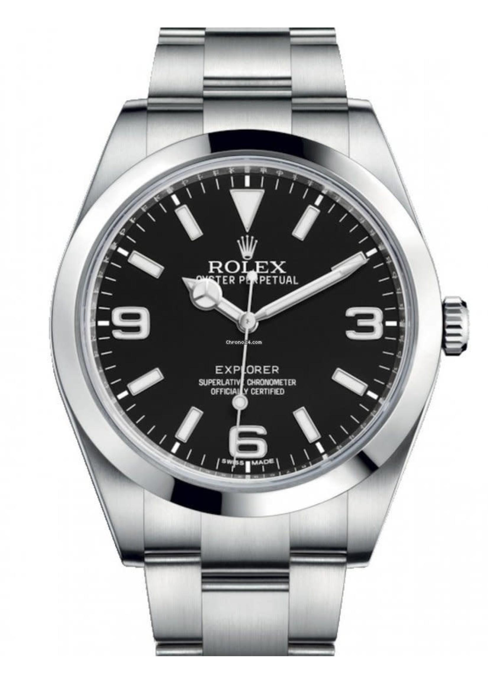 Rolex Watches ROLEX EXPLORER 39MM (2021 B+P) #214270