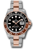 Rolex ROLEX GMT MASTER II (2021 B+P) #126711CHNR