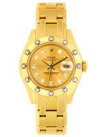 Rolex Watches ROLEX DATEJUST PEARLMASTER 29MM (2000 B+ P) #80318