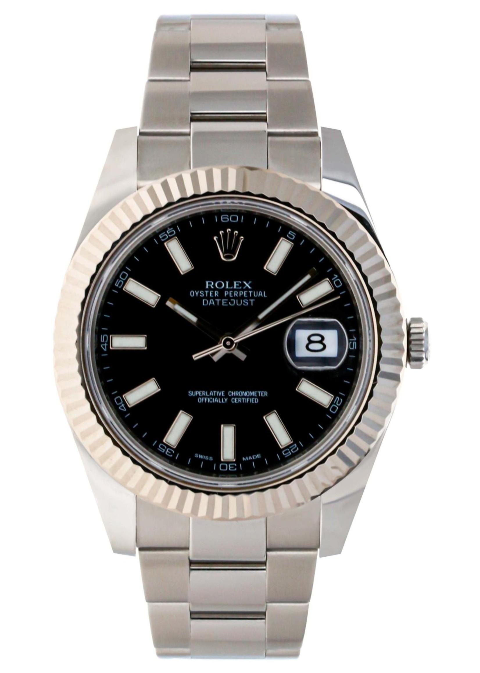 Rolex Watches ROLEX DATEJUST II 41MM (2010 B+P) #116334