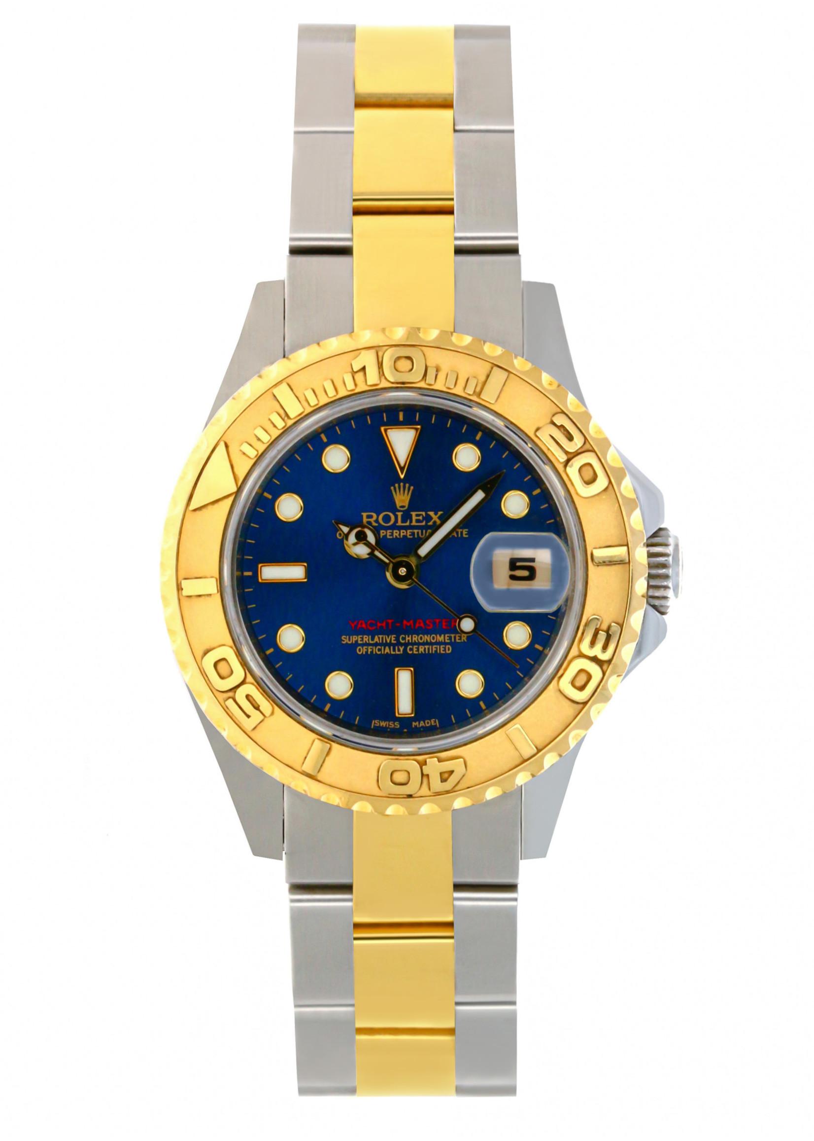 Rolex Watches ROLEX YACHTMASTER 28MM #169623 (2007)