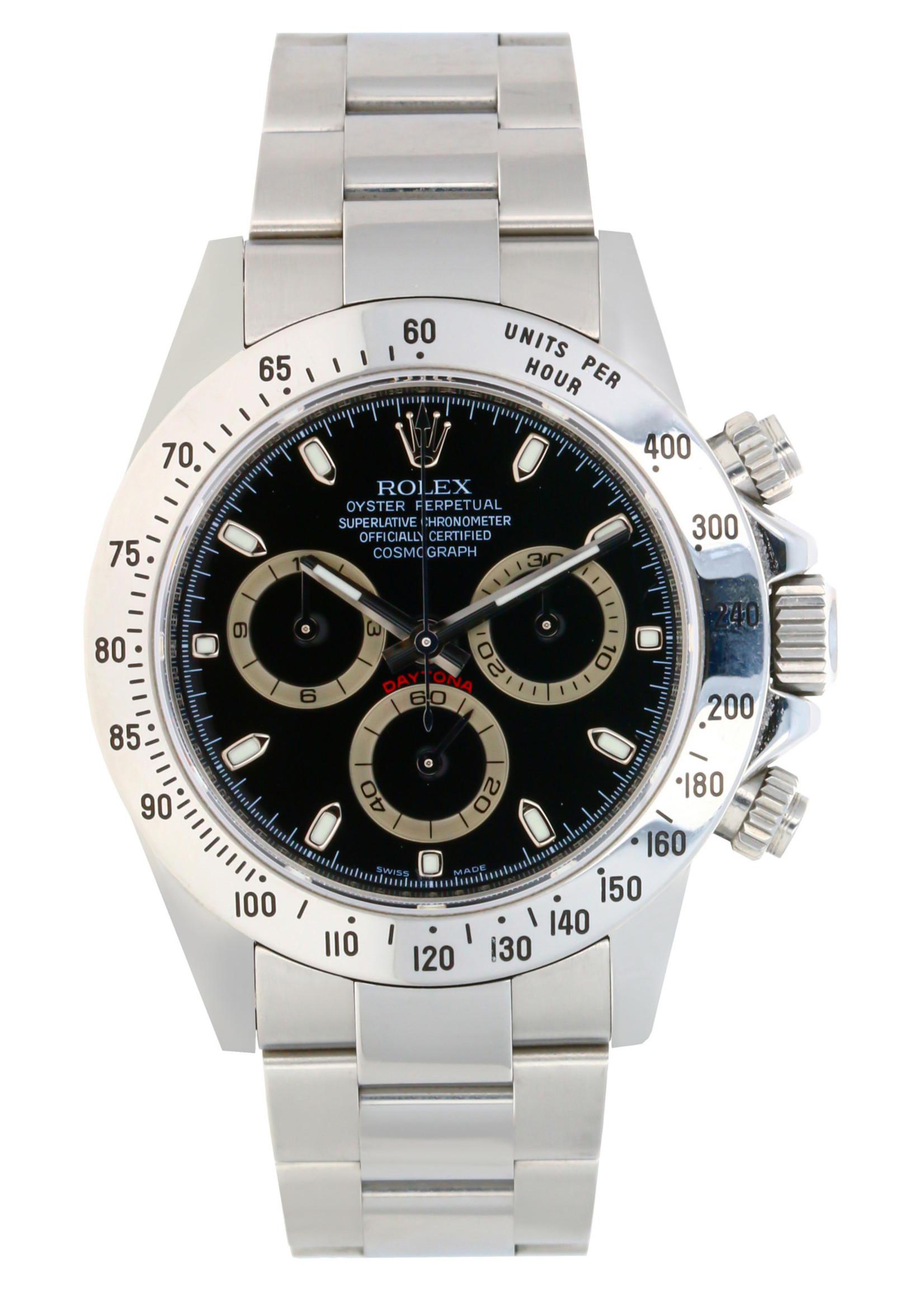 Rolex Watches ROLEX DAYTONA 40MM #116520 (2008)