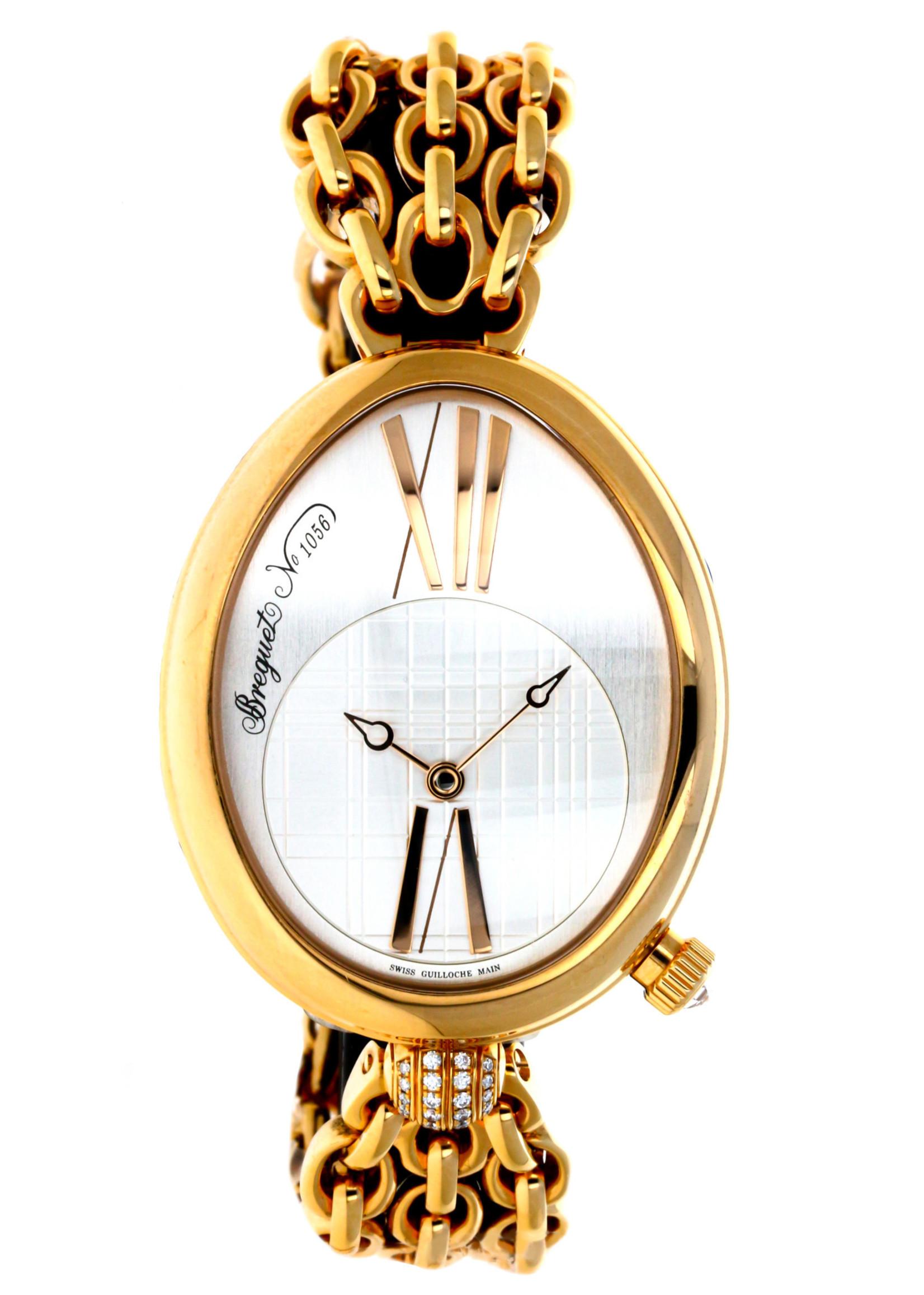 BREGUET Breguet Reine de Naples Automatic 35mm Ladies Watch (B+P) #8968