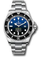 Rolex Watches ROLEX SEA DWELLER 44MM (2019 B+P) #126660 JAMES CAMERON