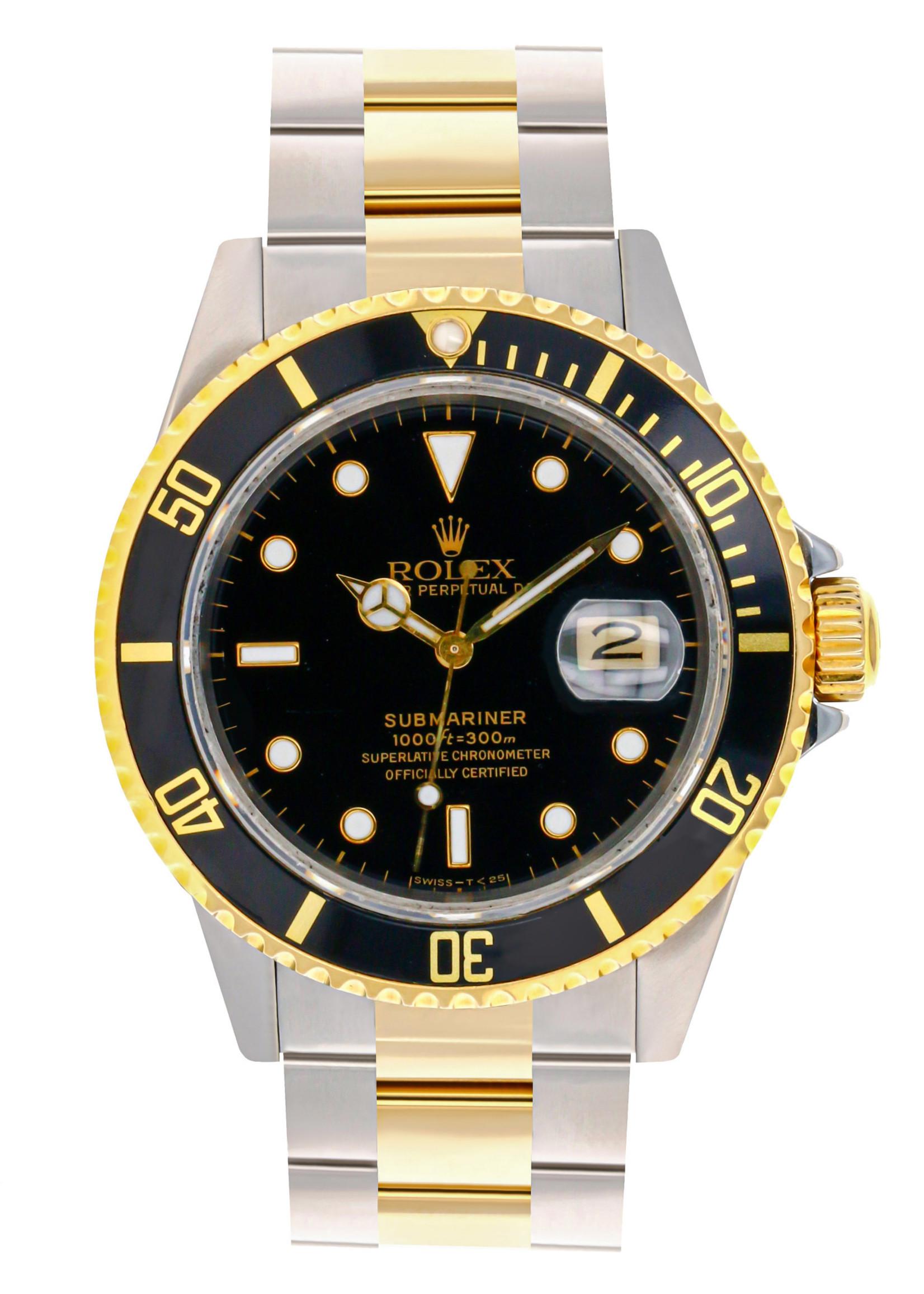 Rolex Watches ROLEX SUBMARINER (1986) #16803